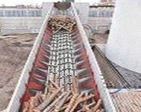 Multi strand profile conveyor chain